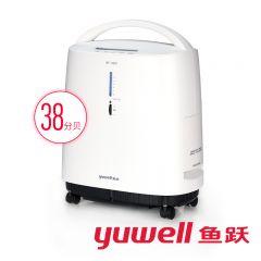 鱼跃 3L升制氧机氧气机带雾化医用级家用老人孕妇吸氧机(医用3L静音升级款)8F-3ZW